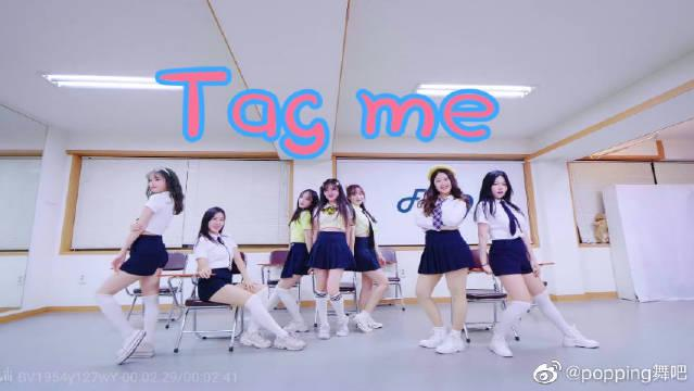 APINK师妹团Weeekly - Tag Me (@Me) |Dance Cover