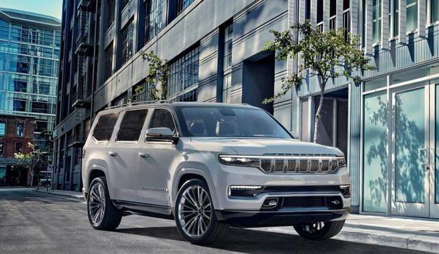 新一代Jeep和新一代大瓦格尼已经亮相,他是豪华宏伟的
