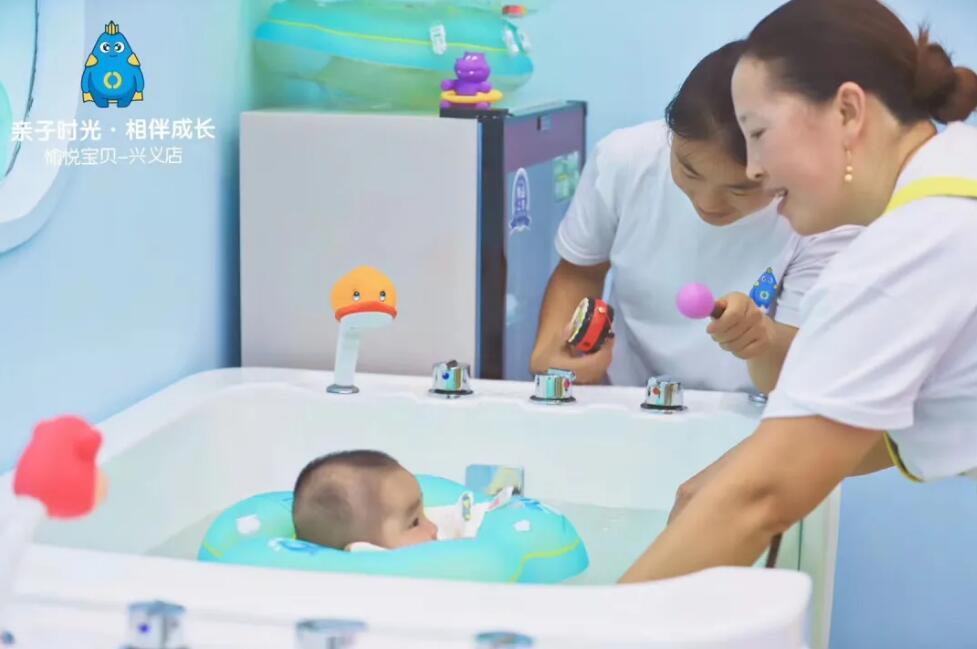 愉悦宝贝丨水育早教真的能开发宝宝智力吗?