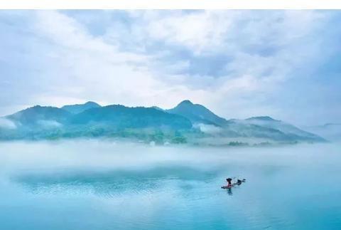 """浙南山地,藏着海市蜃楼般农田美景,还有""""绝美""""湖畔沙滩"""