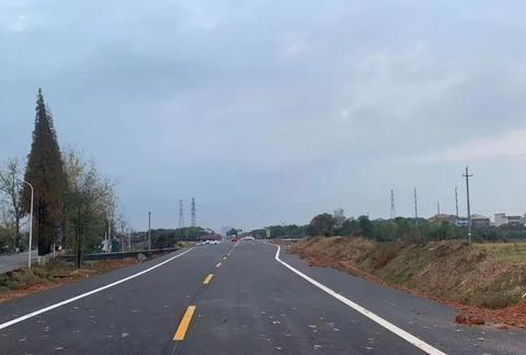 即将通车!新余这两条路交叉口整治工程主体完工