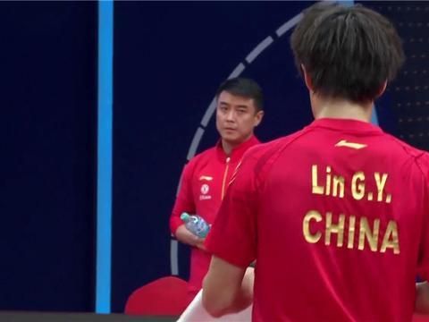林高远输韩国又蔫儿了!央视黄子忠都看不下去了:他还是老毛病!