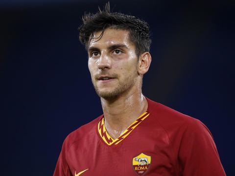 罗马中场洛伦佐-佩莱格里尼自宣新冠转阴,有望在欧联杯中复出
