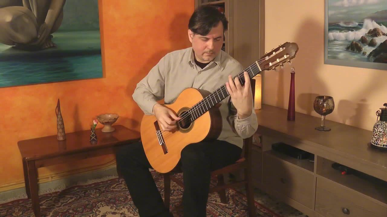 Giorgos Arsenis演奏帕格尼尼24首随想曲,简洁而明朗…………