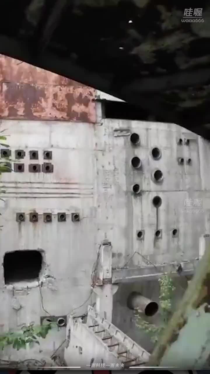 33年过去了,一架瑞士无人机首次飞进切尔诺贝利废弃反应堆…………