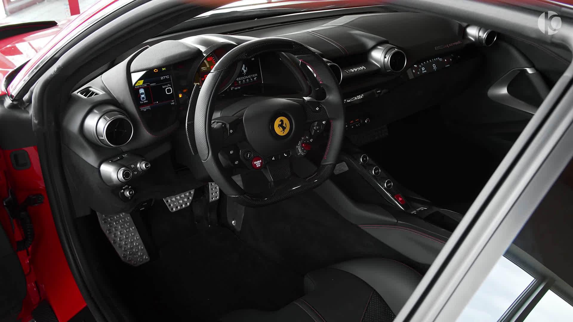 2020 Novitec N Largo Ferrari 812 Superfast-声音…………
