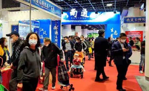初冬可吃到新鲜蚕豆?上海的这个邻居带来很多名特优农产品