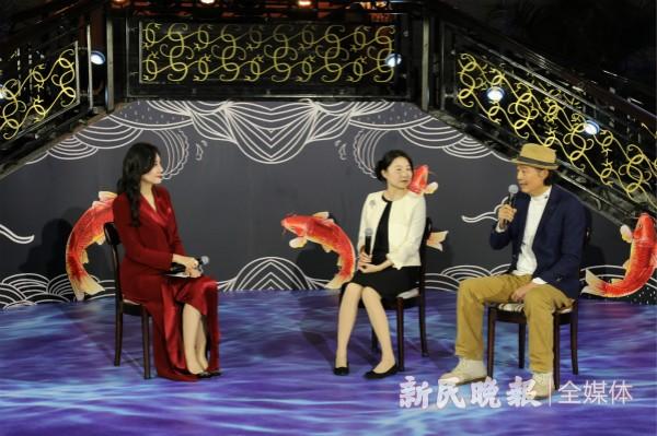 沧海云帆——博物馆奇妙夜昨晚在上博举行