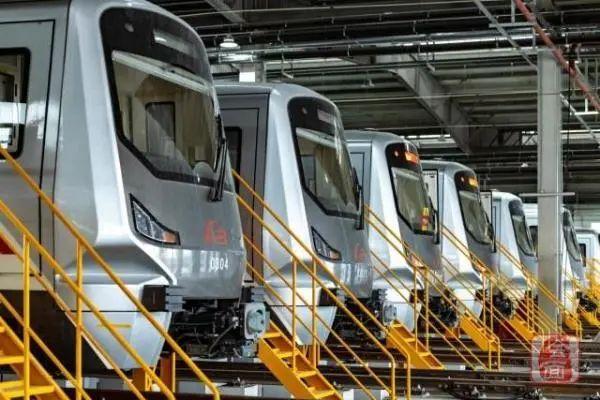 """郑州地铁3号线设""""拥挤度显示系统"""",实现客流分流引导"""