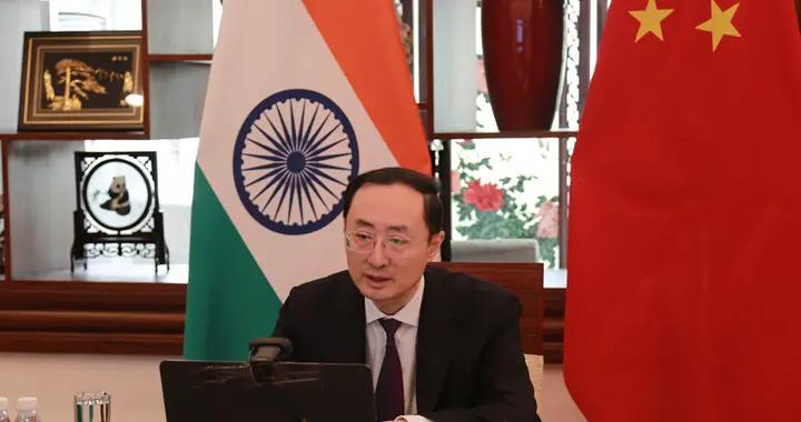 孙卫东大使:中印要正确看待彼此战略意图,不走猜忌消耗的歪路