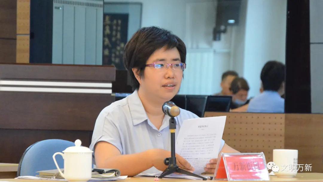 天津36岁女干部王雪冬拟提拔担任有关区区委常委图片