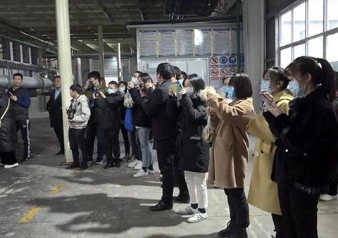第十五届全国网络媒体山西行走进汾阳市