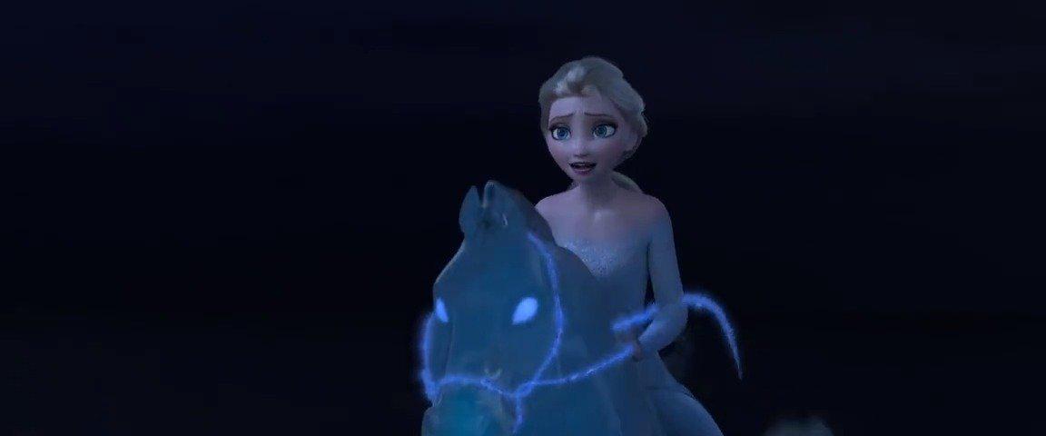 《冰雪奇缘2》上映一周年了…………