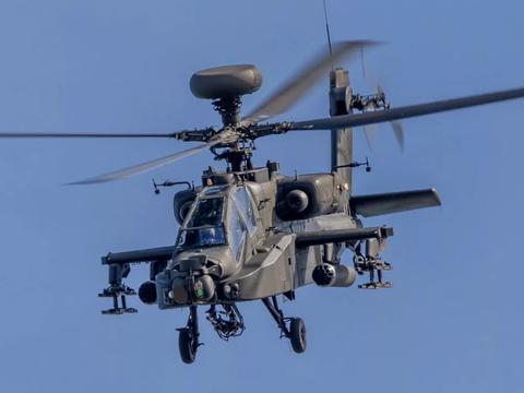 经典攻击型武直,全球同类型装备中的王者,已实现对无人机的操控