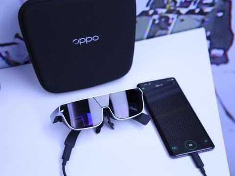 OPPO新一代AR眼镜发布,或能突破现有技术瓶颈?