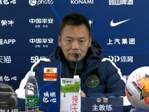郑雄:这支年轻的队伍是浙江足球的未来,相信他们的明天会更好!
