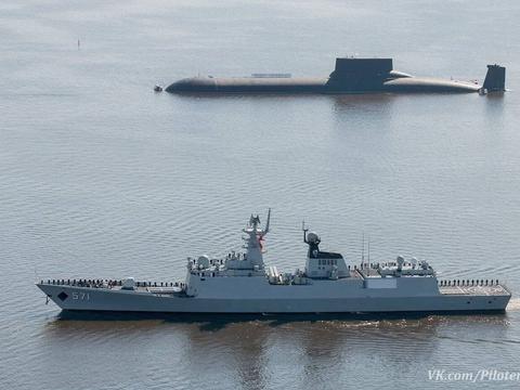 再造20艘,总数将达50艘,海军对054A护卫舰为何如此青睐?