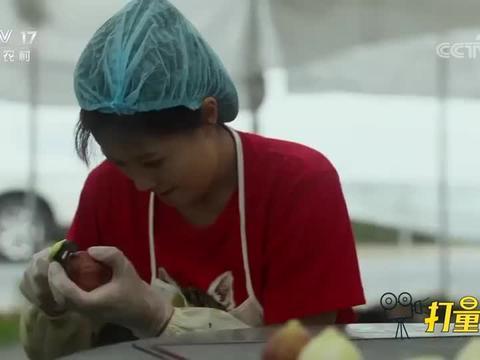 大厨现场制作美味的无花果干,好吃又营养,快收藏丨地球村日记