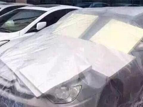 一场冰雹揭开了汽车质量的遮羞布!车主:早知如此何必当初!
