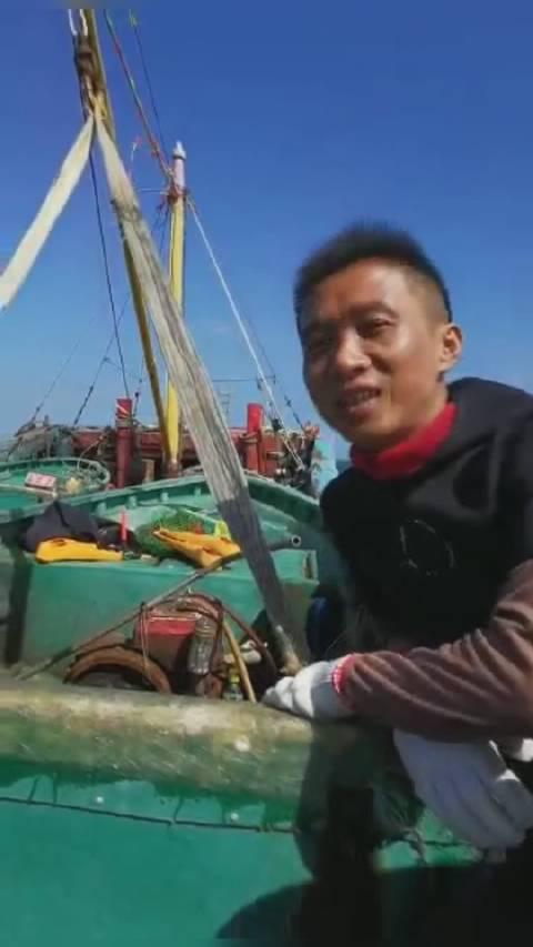 你知道潭门渔民出海打渔时下潜多深么?