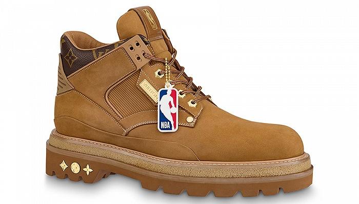 一周运动新品 | NBA联名LV的球鞋收纳箱售价超百万,鬼塚虎新鞋型增加踝靴版本