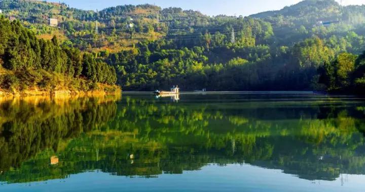 龙河(丰都段)通过全国示范河湖建设验收