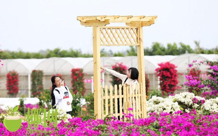 欢乐节海口主会场:亲子乡村游 城乡齐欢乐