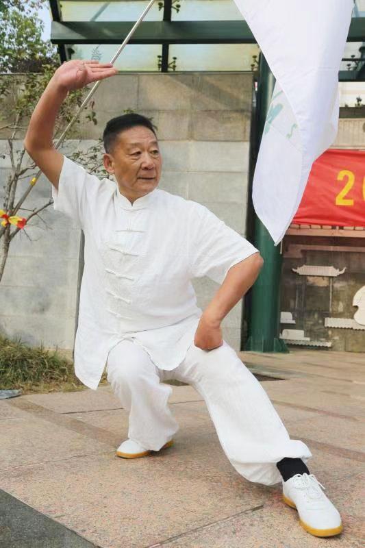 扬镇泰传统武术交流研讨 扬州这项武术拳种正在申遗