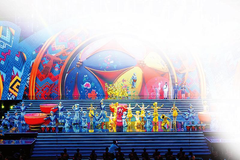 第22届南宁国际民歌艺术节将呈现全新艺术体验
