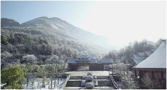 山与城丨还记得那些年我们在重庆追过的雪吗?图片