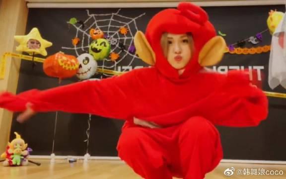 Somi(全昭弥)天线宝宝版《Birthday》舞蹈练习室