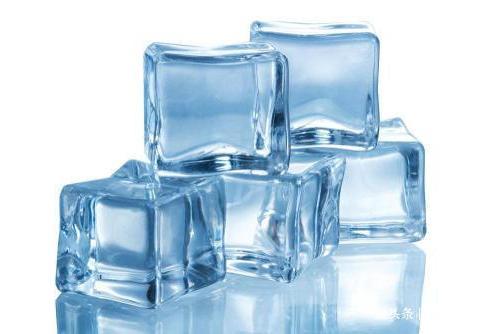 世界上最昂贵的冰块,特点是零味道,半点杂渍和异味