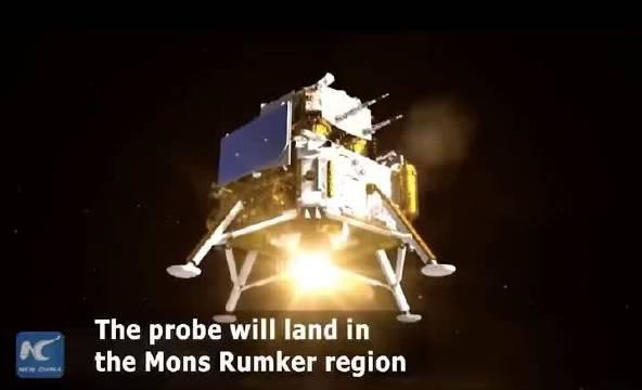 先睹为快,看看 是如何从月球采取土样并且将其带回的……