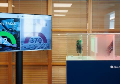 百年汽车企业沃尔沃全系配备空气净化系统