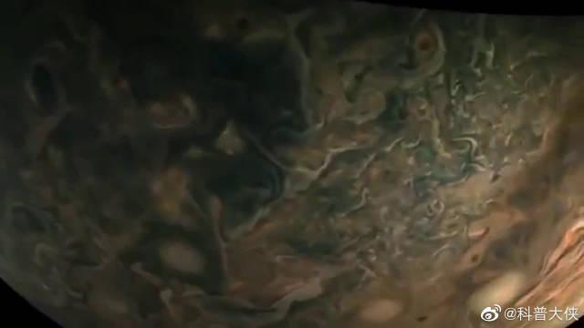 木星是仅次于太阳的太阳系中最大的天体~