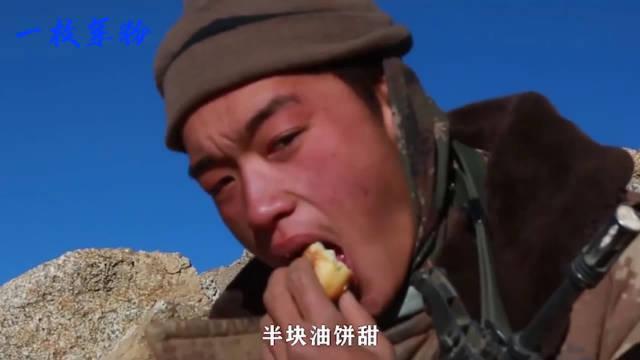 驻守在边陲高原的新疆军区某部官兵创作MV《天边兄弟》……