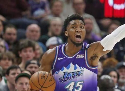 NBA爵士队顶薪续约米歇尔,5年上看1.95亿美元