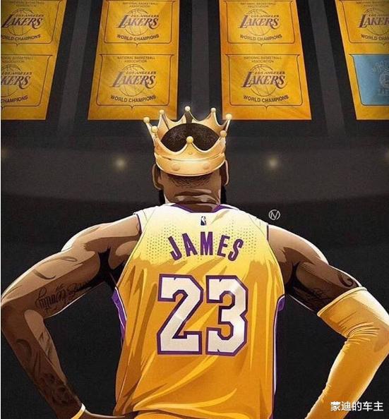 恭喜詹姆斯!湖人或组四巨头,詹姆斯二连冠稳了!