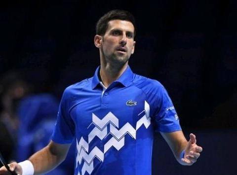 2020年ATP球员成绩排行榜 德约高居第一 纳达尔仅列第三