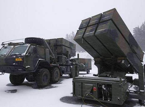 俄军机在波罗的海咄咄逼人,防空火力太弱,仅立陶宛有新导弹没用