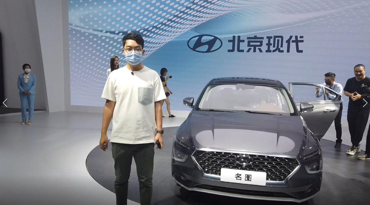 视频:北京现代终于将所有轿车的产品线都更新了……