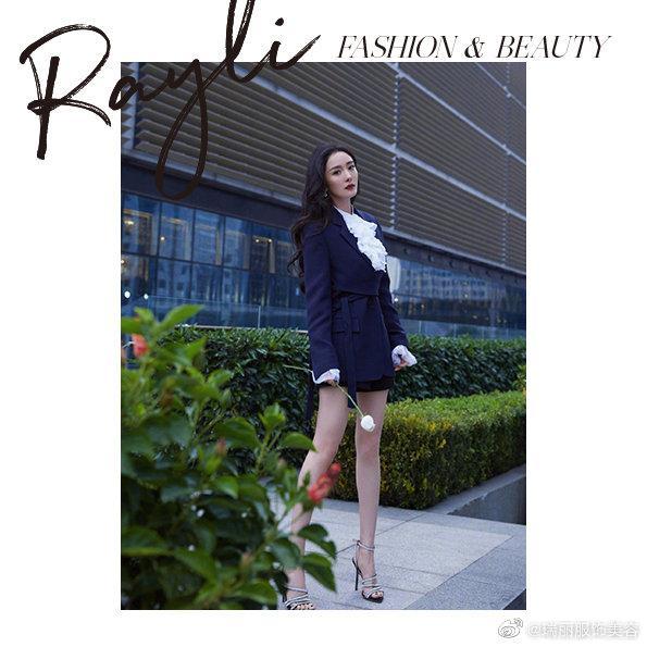 女星纯色西装穿搭图鉴,你最喜欢谁的style呢?