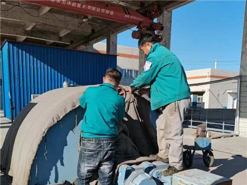 河北唐山市自来水公司抓早抓好全力保障冬季供水安全