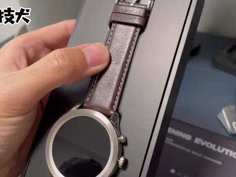 Zepp Z 智能腕表开箱:高效工作和健康生活的精英人士量身打造