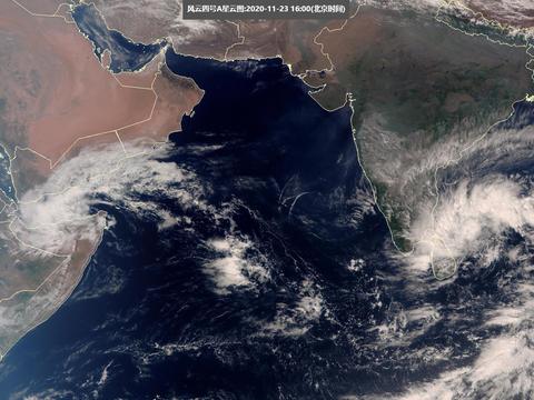 拉尼娜全球发飙?孟加拉湾台风正在酝酿,权威预报:已对准印度