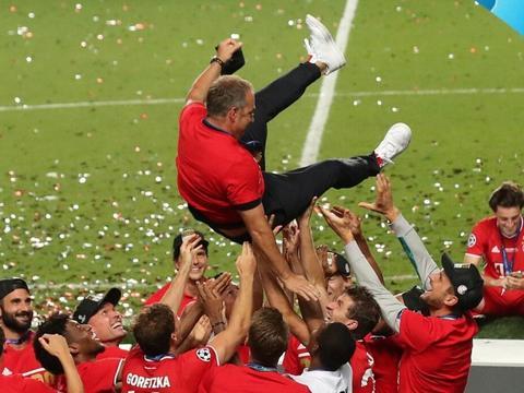 弗里克:执教拜仁最激动时刻在里斯本之夜 目前不可能接替勒夫