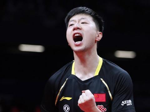 马龙平张怡宁纪录 秀英文:很幸运拿六冠的人是我