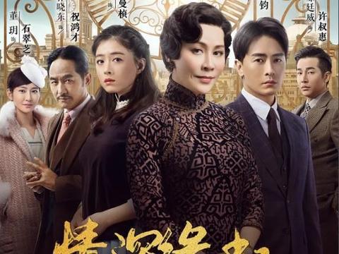42岁倪虹洁哭诉没戏拍,55岁刘嘉玲却演少女,只比妈妈小6岁