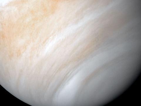 金星是否存在生命?科学家仍在大气中找到磷化氢的微弱迹象