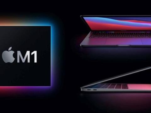 """继iPhone 12后,搭载M1芯片MacBook也在拼多多百亿补贴""""沦陷"""""""